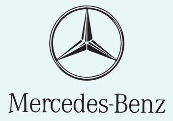 Mercedes Benz - vector #161617 gratis