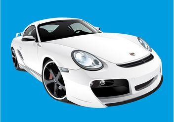 Porsche 911 - vector gratuit #162147
