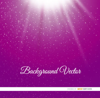 Light dots purple background - Free vector #163357
