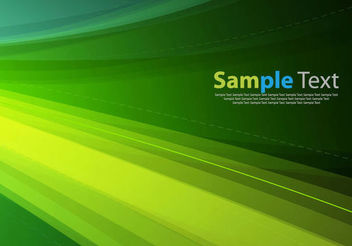 Green Background with Shade of Lines - Free vector #166417
