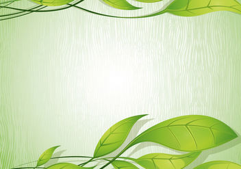 Eco Background - vector #167957 gratis