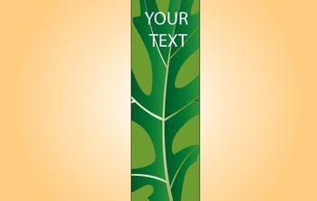 Flourish Brochure Template - Free vector #168197
