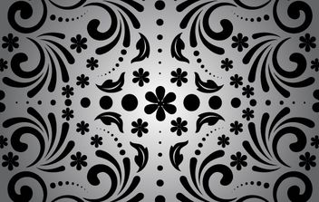Seamless Spring Pattern Vector - бесплатный vector #168347