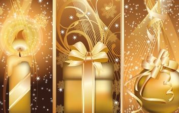 Happy New Year 2011 Banner - vector #169517 gratis