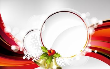 New Year Vector Background Design Element 1 - Free vector #169587