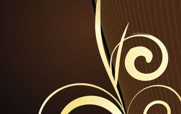 Swirl Background - Free vector #169827