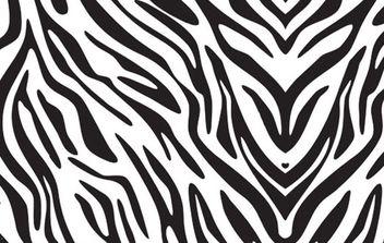 Zebra Print - Kostenloses vector #170197