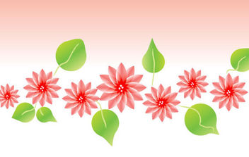 Lotus flower - Free vector #171057