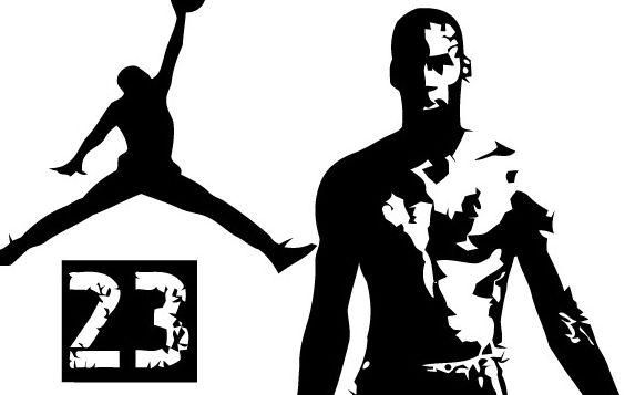 Michael_Jordan - vector #171317 gratis