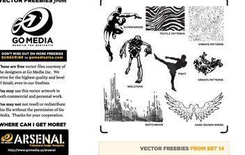 Vector Pack 14 Sampler - Free vector #172747