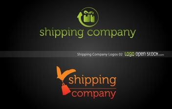 Shipping Company Logo 02 - vector gratuit #174637