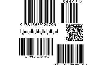 Barcode Vectors - Free vector #175727
