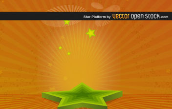 Star Platform - Free vector #175917