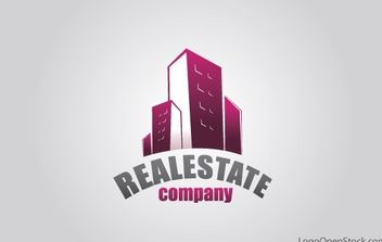 Real Estate 2 - vector gratuit #176757