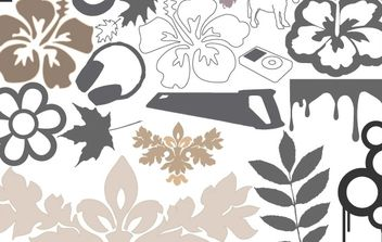 ss collection - vector gratuit #177817