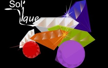 Gem Collection - vector #177917 gratis