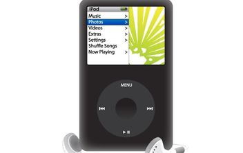 iPod - Kostenloses vector #178157
