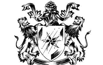 Sketchy Heraldry - бесплатный vector #178407