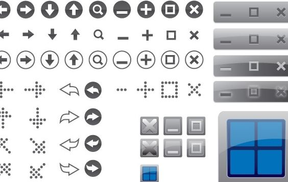 85 Vector Icons - Free vector #178857