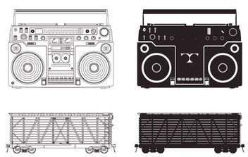 Official Classic Free Vector Set 1. - vector gratuit #179017