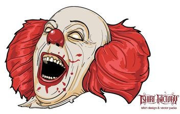 Clown - Free vector #179357