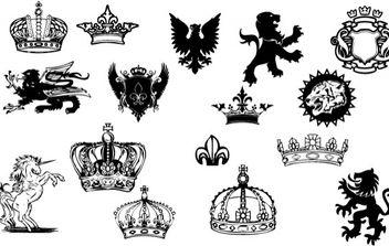 Medieval vectors - Kostenloses vector #179387