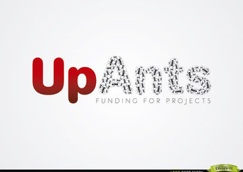 Ants funding projects logo - Free vector #179927