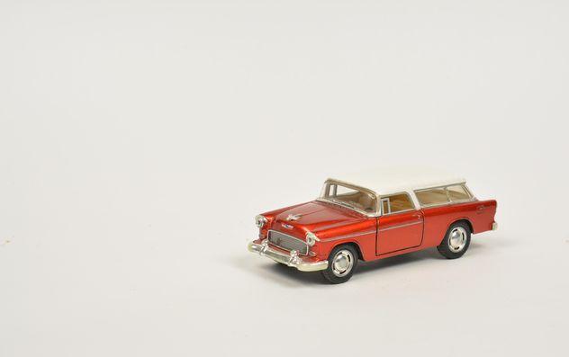 Toy retro car - Free image #182847