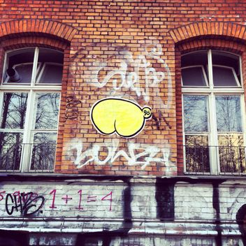 Graffity on the walls - Kostenloses image #183167