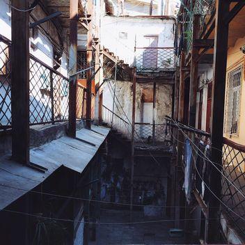 Odessa small patio - Free image #183257