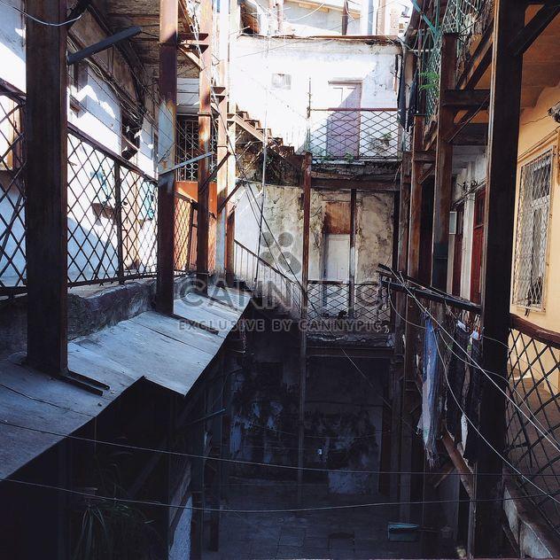 Pequeno pátio de Odessa - Free image #183257