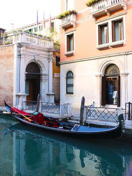 Venetian Taxi - Free image #183427