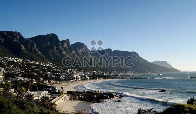 La costa del océano solar - image #183567 gratis