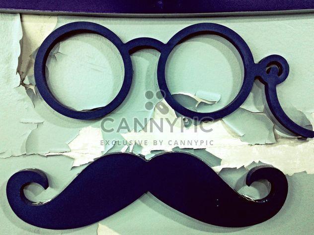 Ретро очки и усов - Free image #183637