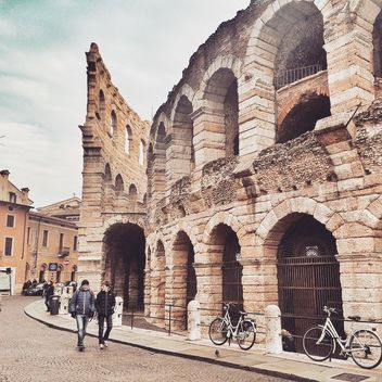 Verona Opera Arena, Piazza Bra, Italy - бесплатный image #183937