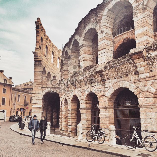 Arena de Verona Opera, Piazza Bra, Italia -  image #183937 gratis