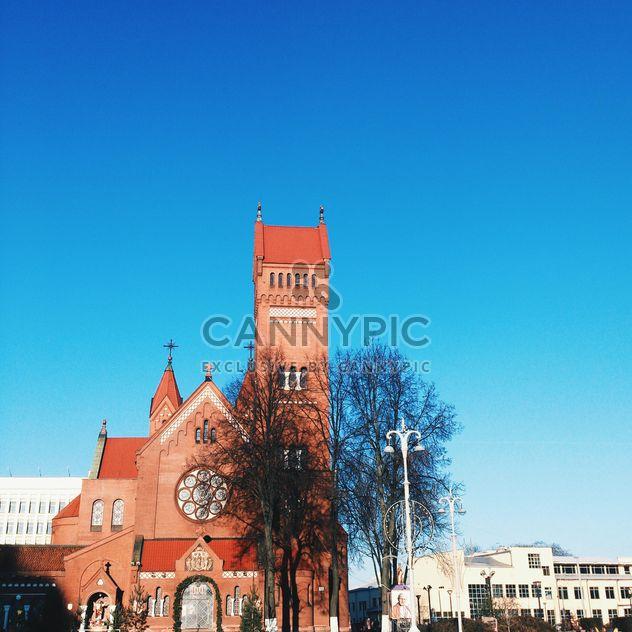 Catedral en Minsk - image #183947 gratis