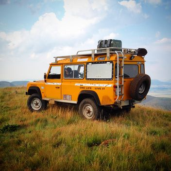 Defender South Africa - image gratuit #184257