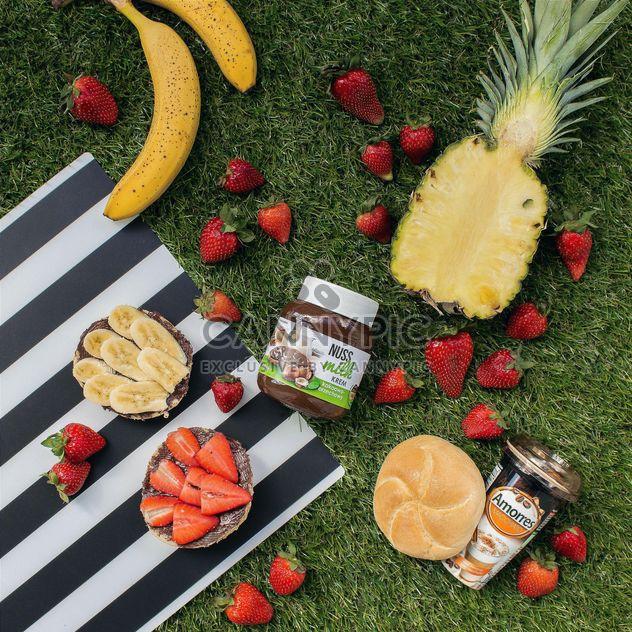 Fruit picnic - Free image #184297