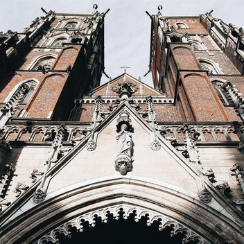 Cathedral In Wroclaw - image #184307 gratis