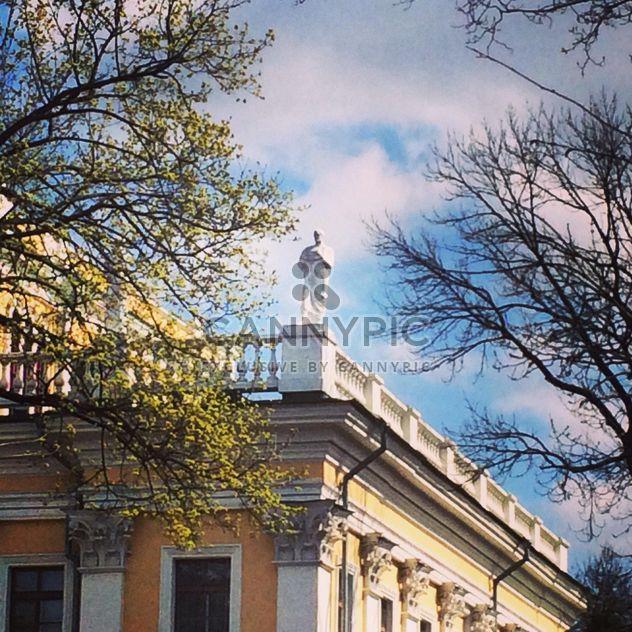 Дворец Румянцевых Паскевичей - бесплатный image #184377