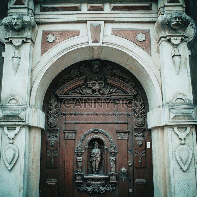 Doors in old town - Free image #184437