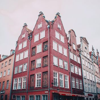 Gdansk architecture - Kostenloses image #184487