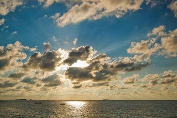 #iloveocean, #sky - image gratuit(e) #184497