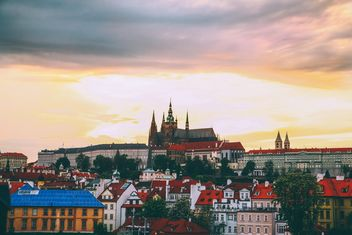 View on architecture of Prague - image gratuit(e) #184577