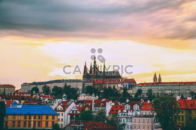 View on architecture of Prague - Free image #184577