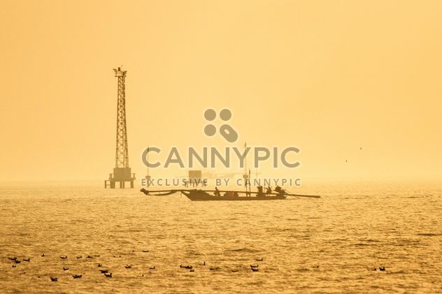 Barcos en un mar - image #184647 gratis