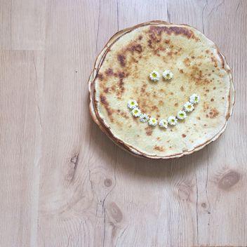 Pancakes still life - image gratuit #185667