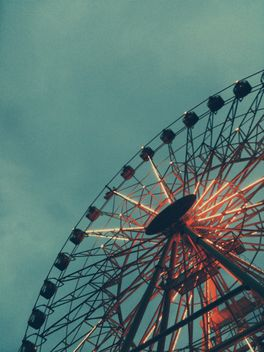 Ferris wheel - image #185677 gratis