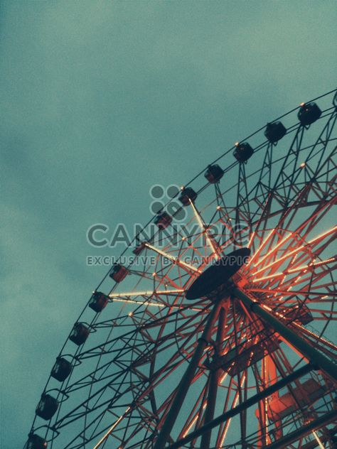 grande roue - image gratuit(e) #185677
